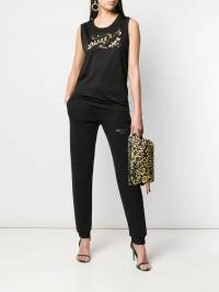 Versace Jeans - топ с логотипом TB6E8656399383995600