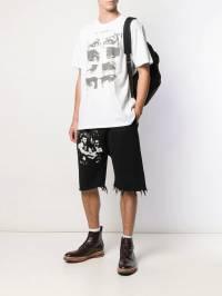 R13 - футболка с графичным принтом M3653659385989300000