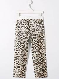 Roberto Cavalli Junior - брюки с принтом 063CE635938585960000