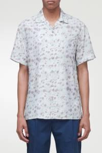Рубашка с принтом Lanvin 372118372