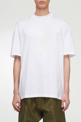 Белая футболка Lanvin 372118368