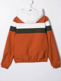 Herno Kids - куртка дизайна колор-блок с капюшоном 606B9933993805963000