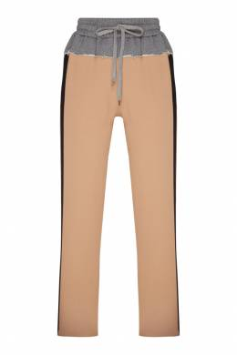 Разноцветные спортивные брюки No. 21 35118974