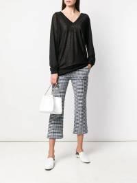 Theory - свитер с глубоким V-образным вырезом 93368939955600000000