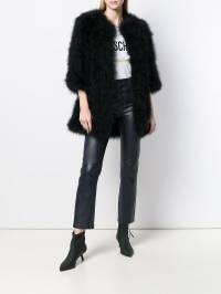 Yves Salomon - куртка с перьями M08386MBXX9389330900