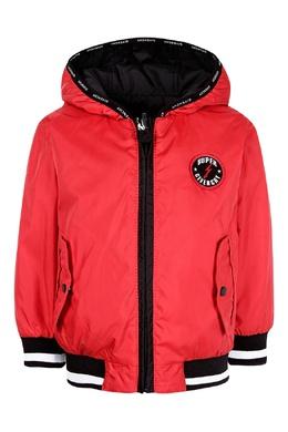 Двухсторонняя куртка Givenchy Kids 2893120418