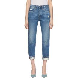 Frame Blue Le Pegged Jeans 191455F06905306GB