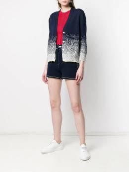Barrie - свитер в рубчик с короткими рукавами 83589399563900000000