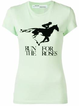 Off-White Run For The Roses T-shirt OWAA040F18B070574110