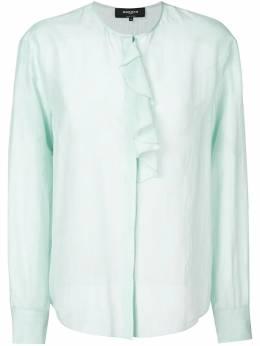 Rochas блузка с рюшами ROPM600226RM250100