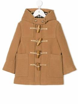 Burberry Kids - hooded duffle coat 90939393606300000000