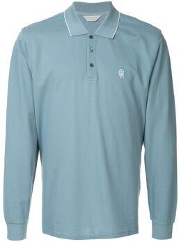 Gieves & Hawkes long sleeve polo shirt G38H8EI02031