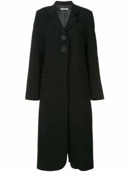 Georgia Alice Boy single breasted coat 2P0001C001BOYCOATBLACK