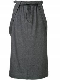 Tibi - юбка со съемными лямками 8DB56309399533500000