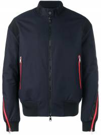 Karl Lagerfeld - куртка с молниями на рукавах M9560553935690630000