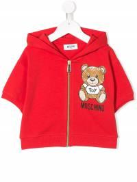 Moschino Kids - толстовка с логотипом 606LDA66935335350000