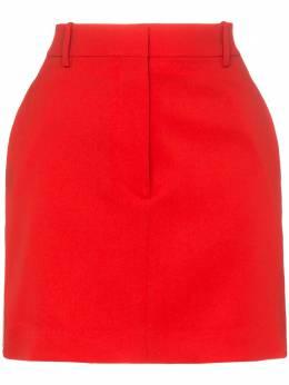 Calvin Klein 205W39nyc - юбка мини с полосками по бокам WSC05933586660000000