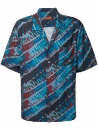 Missoni - рубашка с короткими рукавами и принтом тай-дай 66600BW6933935050950