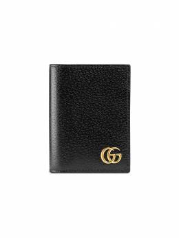 Gucci GG Marmont leather card case 428737DJ20T