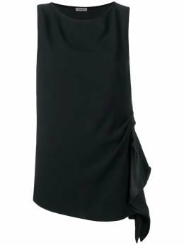 P.a.r.o.s.h. блузка Poseidy без рукавов POSEIDYD311096