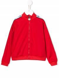 Chiara Ferragni Kids - спортивная куртка Logomania F6939383539600000000