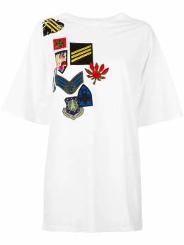 Mr & Mrs Italy - футболка свободного кроя 53E99838865000000000
