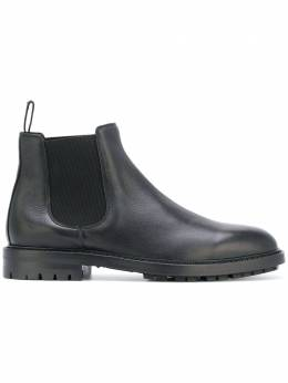 Dolce&Gabbana ботинки-челси на ребристой подошве A60098A8L18