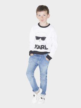 Джинсы детские модель HR185 Karl Lagerfeld 1479379