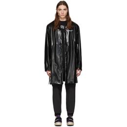Palm Angels Black Palm x Palm Raincoat 192695M17600103GB