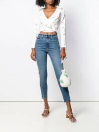 Rag & Bone - укороченные джинсы с молниями 30K506JAN93933903000