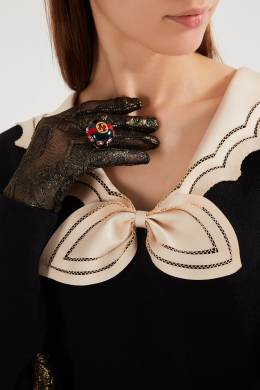 Кольцо Vintage Web Gucci 470127341