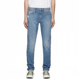 Frame Blue LHomme Slim Jeans 192455M18600901GB