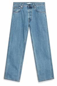Голубые джинсы Helmut Lang 926127376
