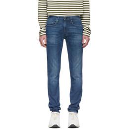 Frame Blue LHomme Skinny Jeans 192455M18600603GB