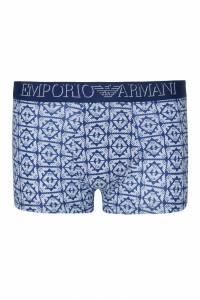 Трусы-боксеры с принтом Emporio Armani 2706126762