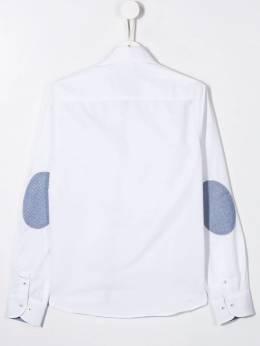 Harmont & Blaine Junior - рубашка с вышитым логотипом JC665956005380000000