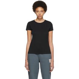 Rag&Bone Black The Tee T-Shirt 192055F11001504GB