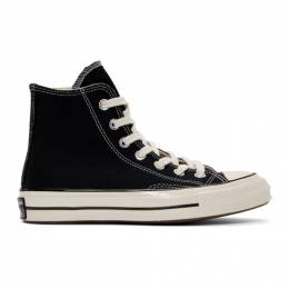 Converse Black Chuck 70 High Sneakers 192799F12700701GB