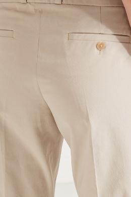 Укороченные брюки со стрелками Joseph 924130366