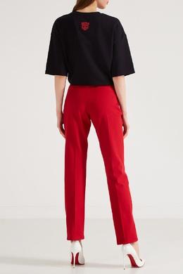 Классические красные брюки Joseph 924130375