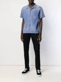John Elliott - рубашка с выбеленным эффектом 3G3656A9563539000000
