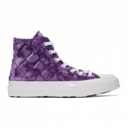 Converse Purple Golf le Fleur* Chuck 70 Hi Sneakers 192799M23600610GB