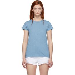 Rag&Bone Blue The Tee T-Shirt 192055F11000603GB