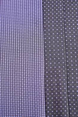 Двойной галстук с отделкой Canali 1793126701