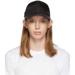 Prada Black Nylon Cap 1HC274 2B15