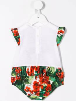 Dolce & Gabbana Kids - боди Love Is Love ON3G3TRM959969880000