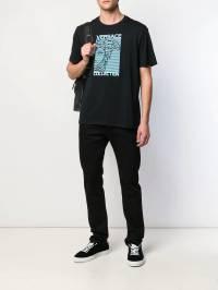 Versace Collection - футболка с логотипом 6683RVJ6669995966933