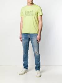 Just Cavalli - футболка с логотипом GC6595N0666393669989