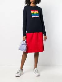Chinti & Parker - трикотажный свитер дизайна колор-блок 59359335300000000000