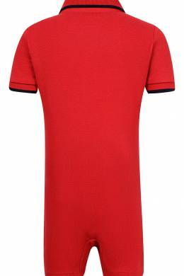 Красный комбинезон Ralph Lauren Kids 1252134805